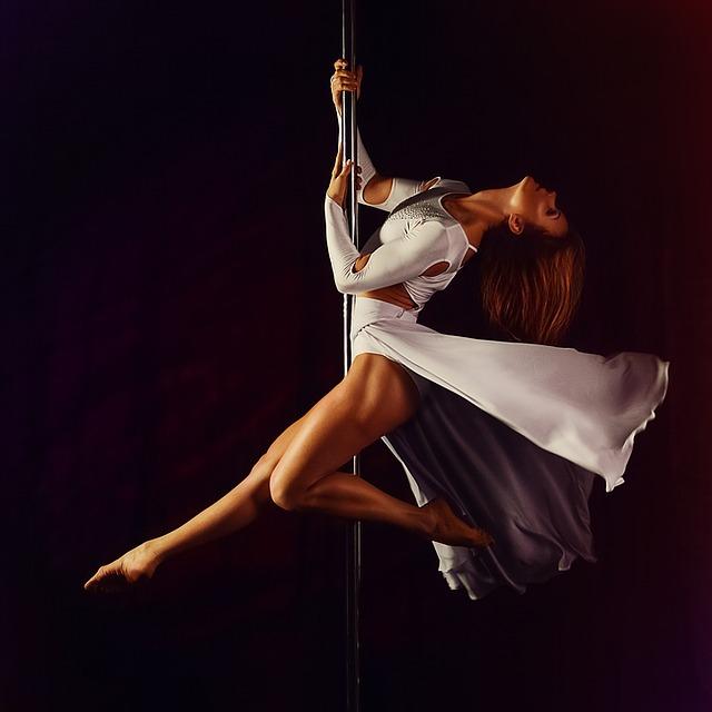 tanec na tyči