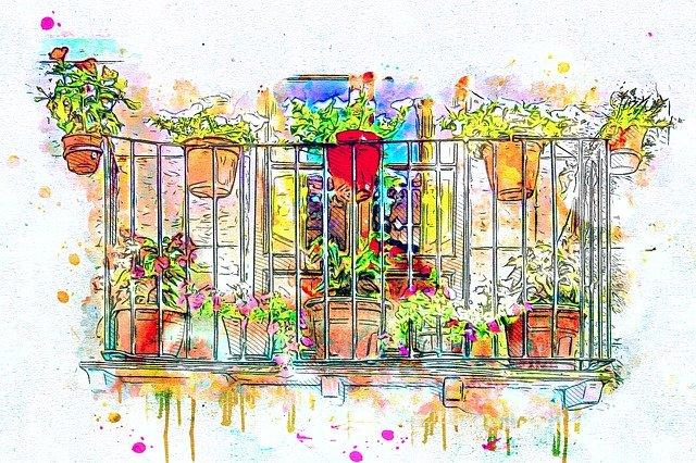 Vyberte si moderné balkónové zábradlie