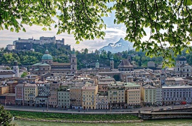 Najkrajšie miesta Rakúska, ktoré sa oplatí vidieť