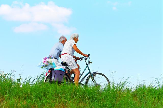 6 dôvodov prečo je jazda na bicykli zdravá
